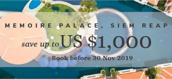 Memoire Palace Resort and Spa - Save up to $1,000, book before 30 Nov 2019