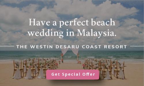 The Westin Desaru Coast Resort - Save up to $1,000, book before 30 Nov 2019