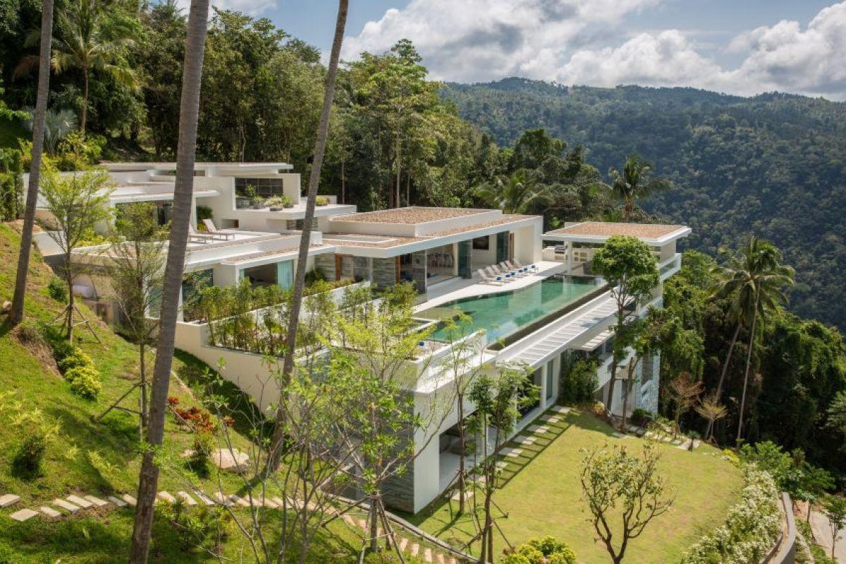 Lime Samui Villas