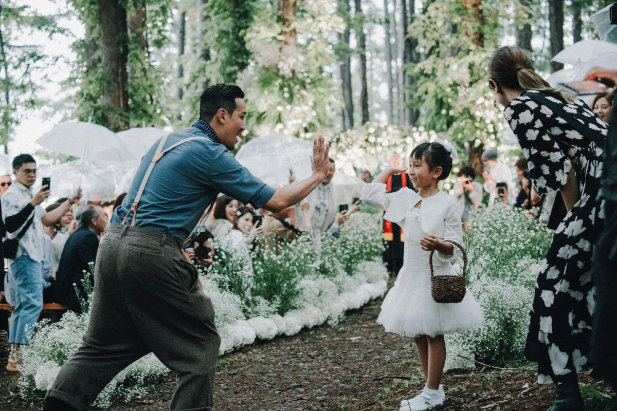 Niki wedding