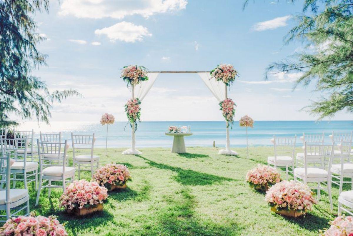 wedding at Renaissance Phuket Resort & Spa