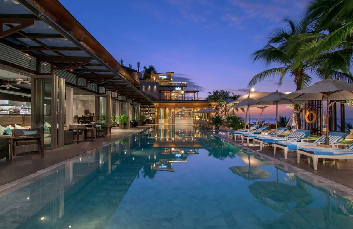 cape sienna phuket hotel villas. Black Bedroom Furniture Sets. Home Design Ideas