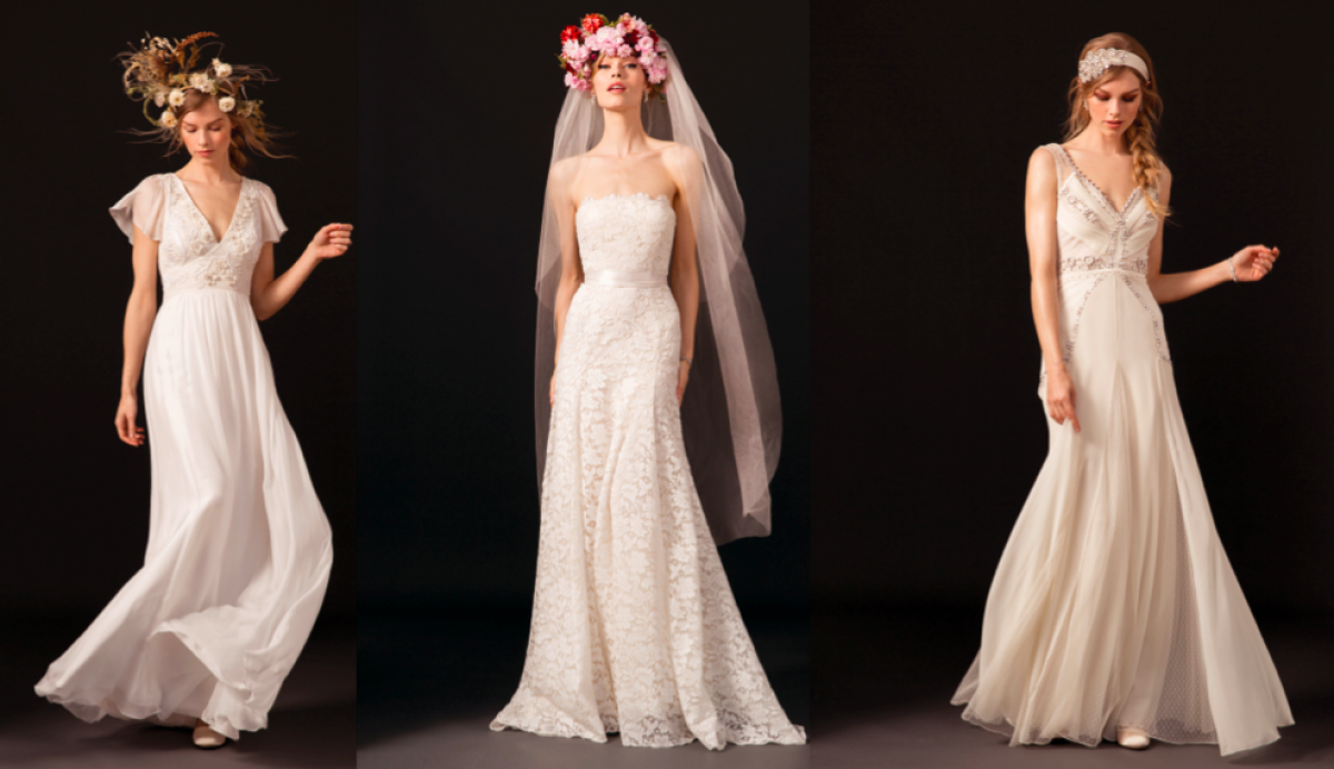 Temperley Bridal Pop-Up at Central Weddings this August