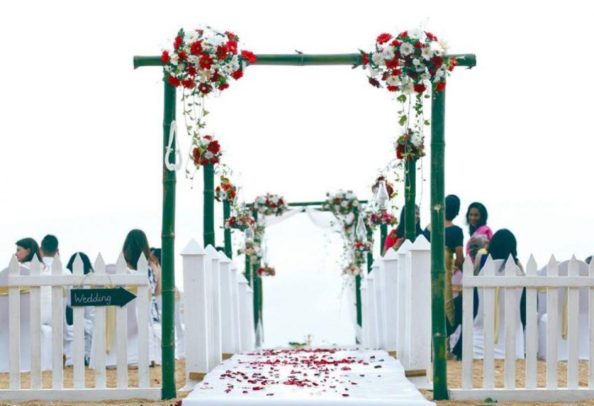 Wedding at AVANI KALUTARA HOTEL, COLOMBO