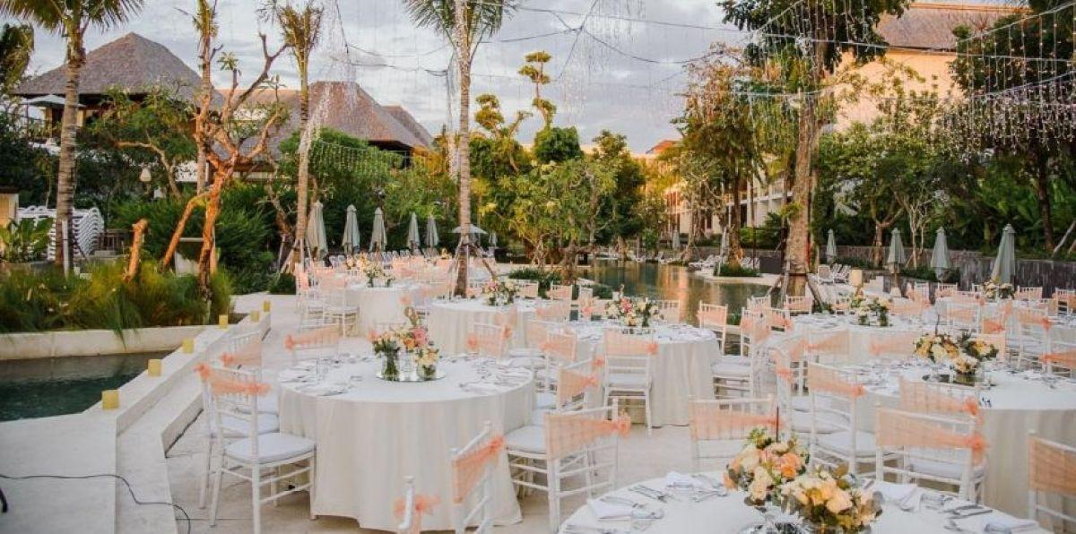 wedding at THE ANVAYA BEACH RESORT BALI