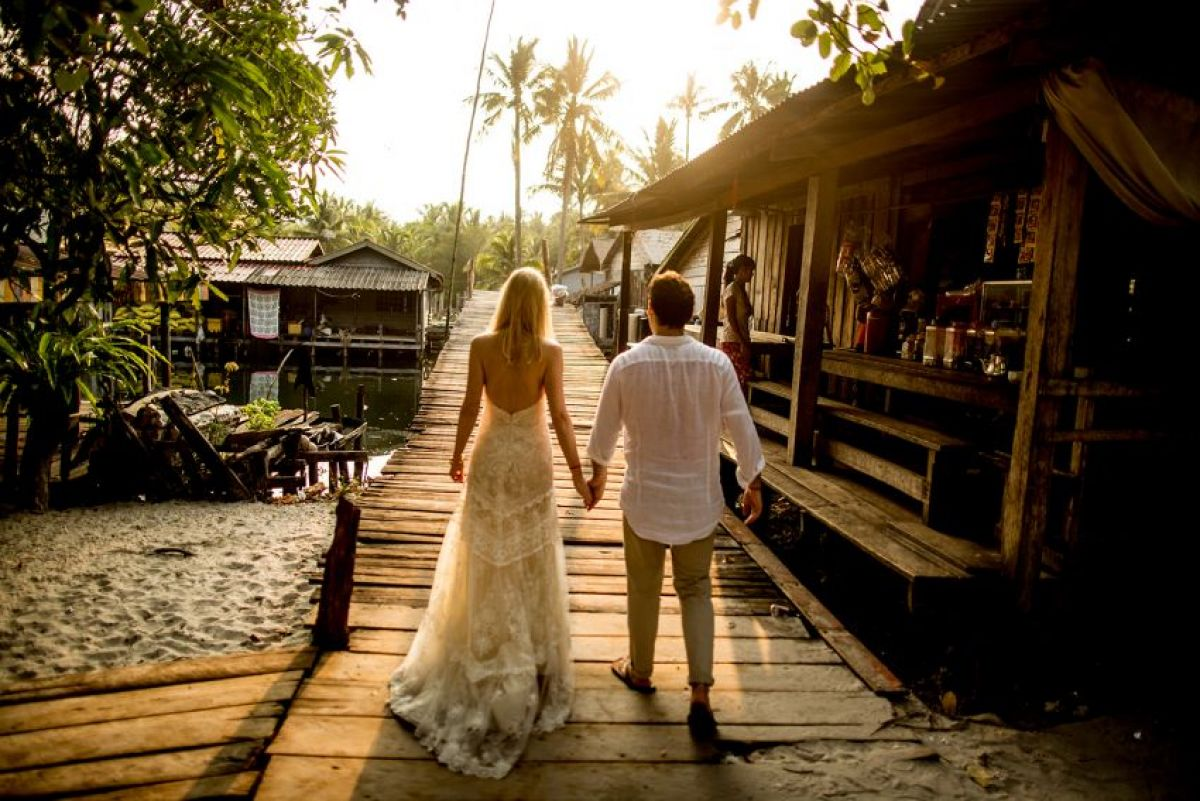 Wedding at SONG SAA PRIVATE ISLAND