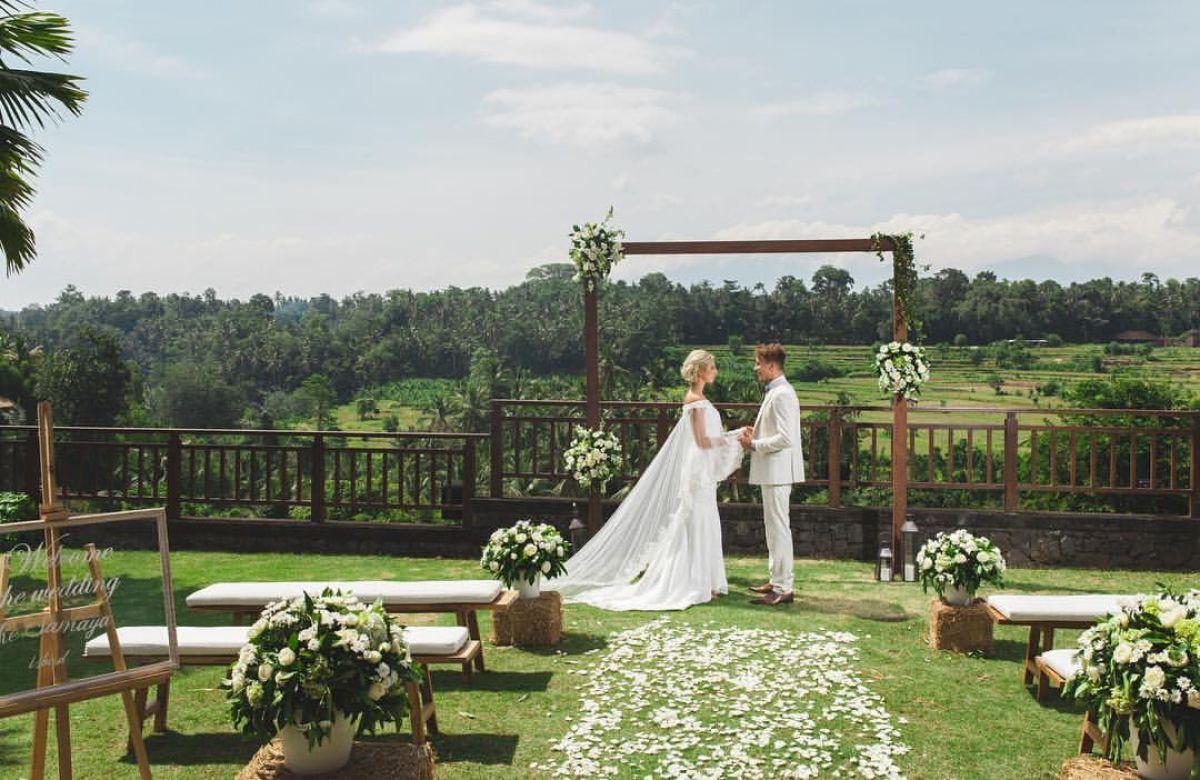 Wedding at THE SAMAYA UBUD - BALI