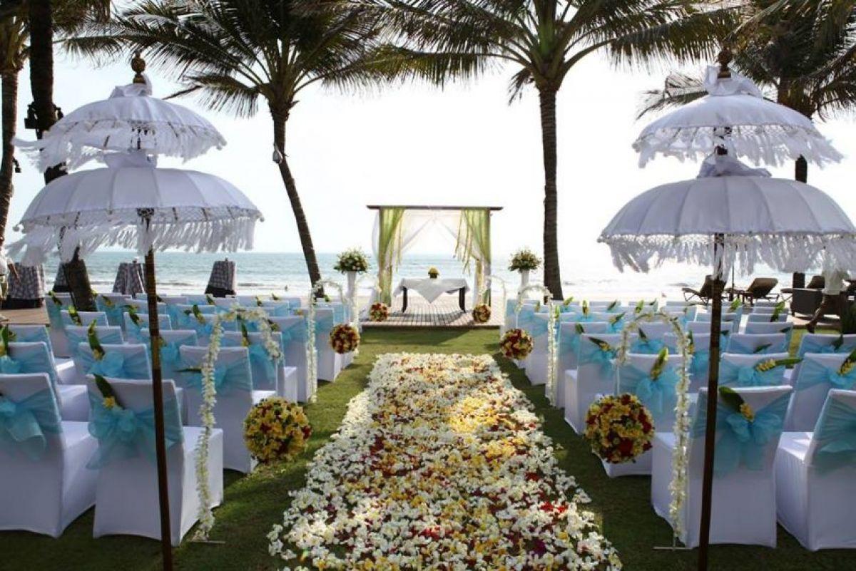 Wedding at THE SAMAYA SEMINYAK