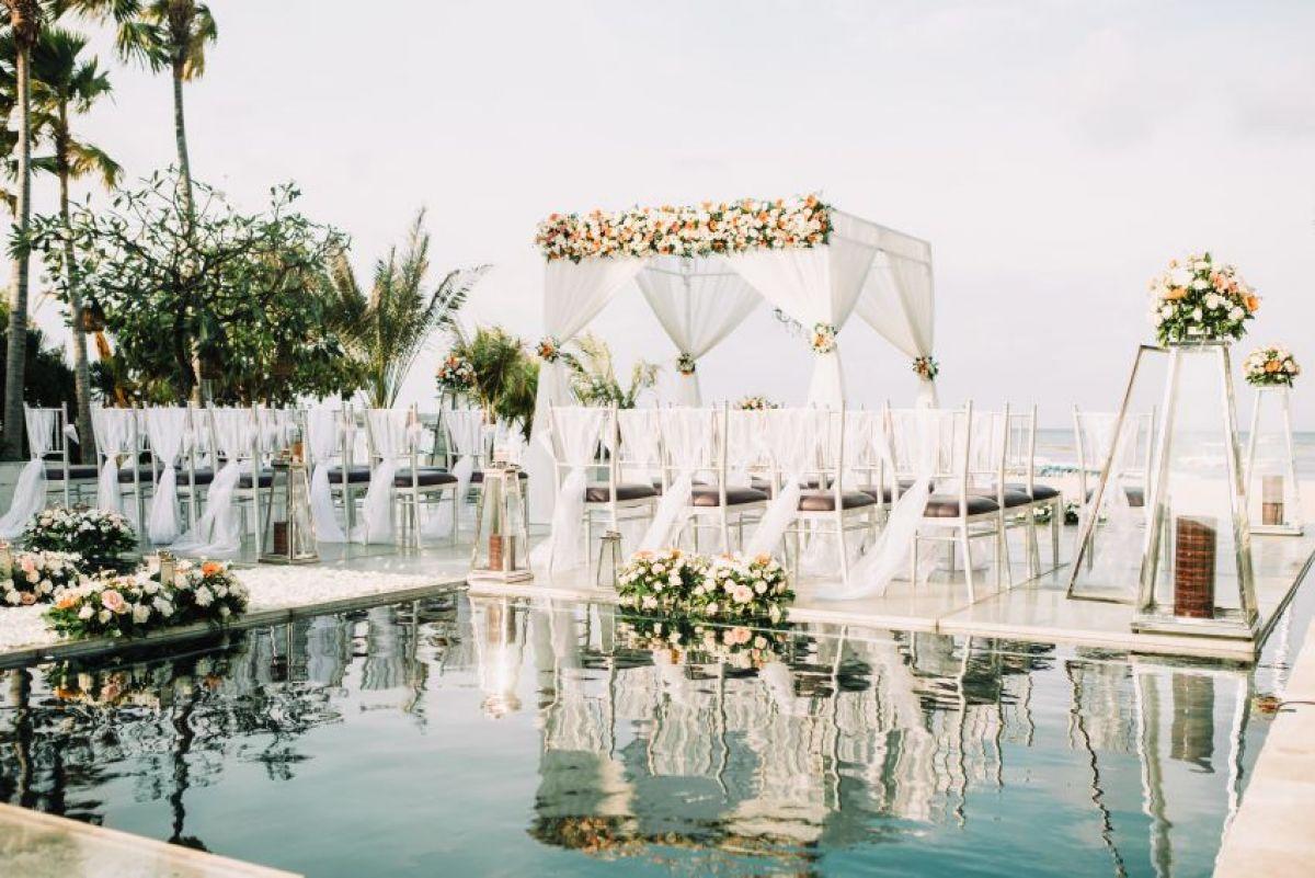 wedding at THE SAKALA RESORT BALI