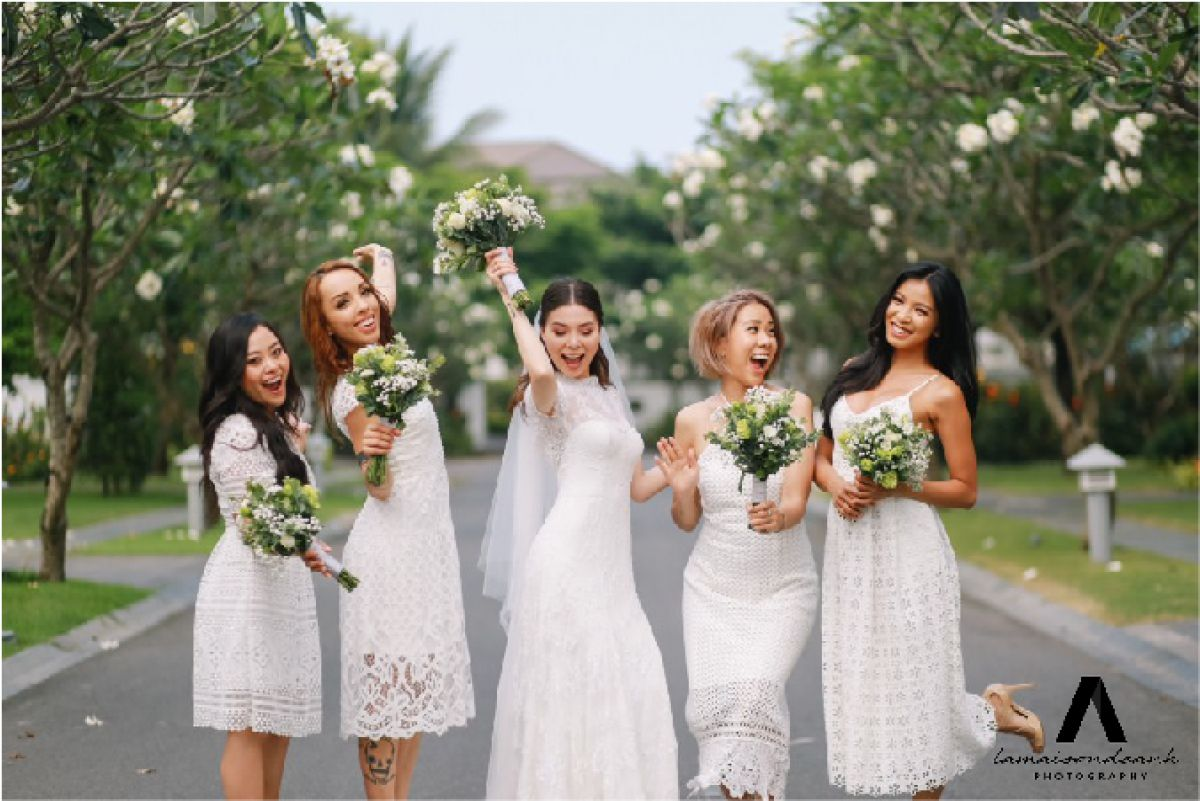 Wedding Photography In Vietnam - ANH PHAN PHOTOGRAPHER