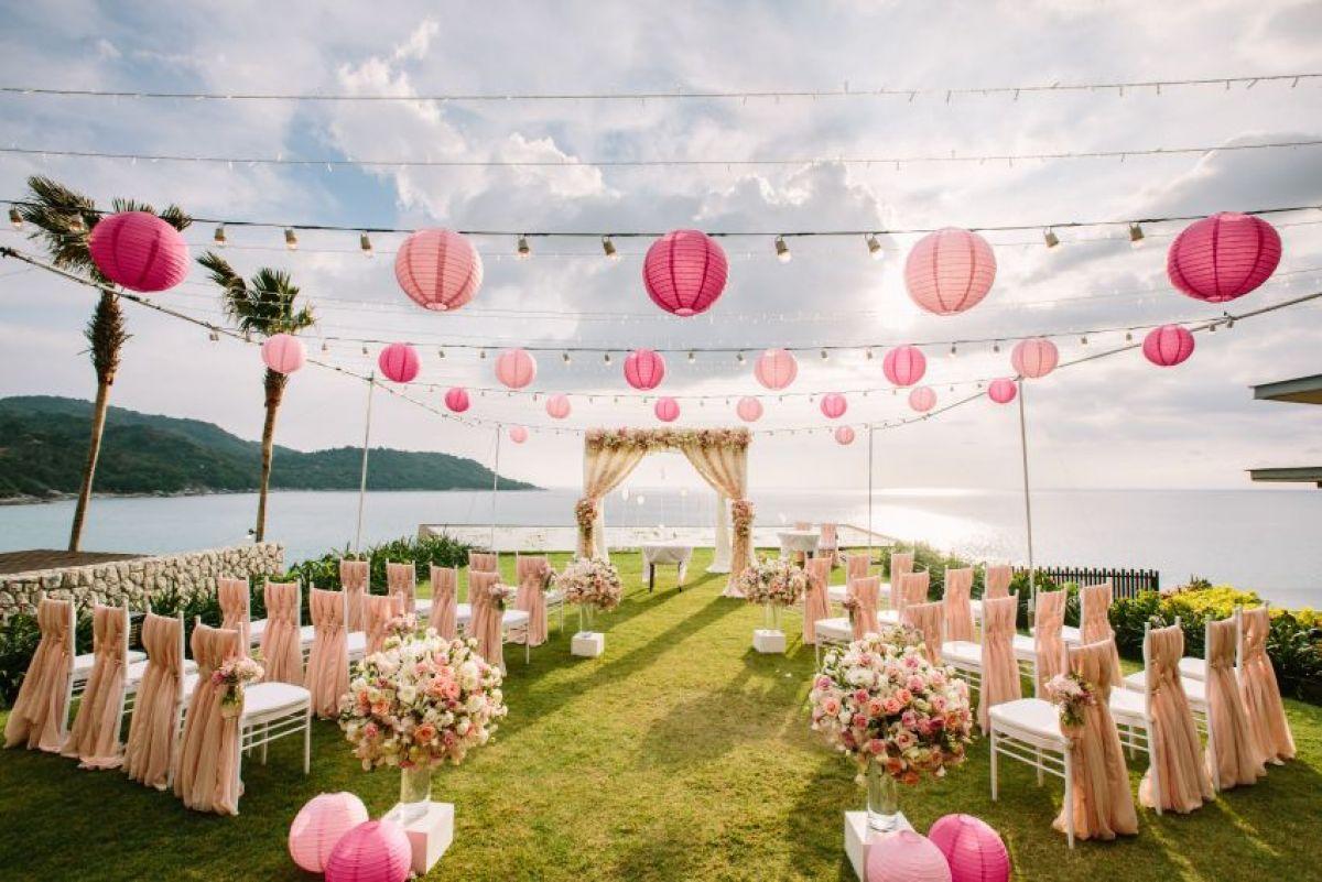 wedding at IMPIANA PRIVATE VILLAS KATA NOI, PHUKET