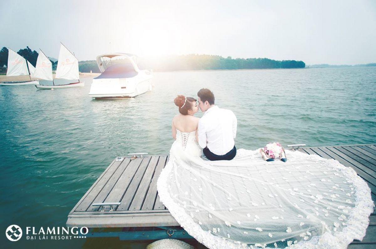 Wedding at FLAMINGO DAI LAI RESORT, HANOI, VIETNAM