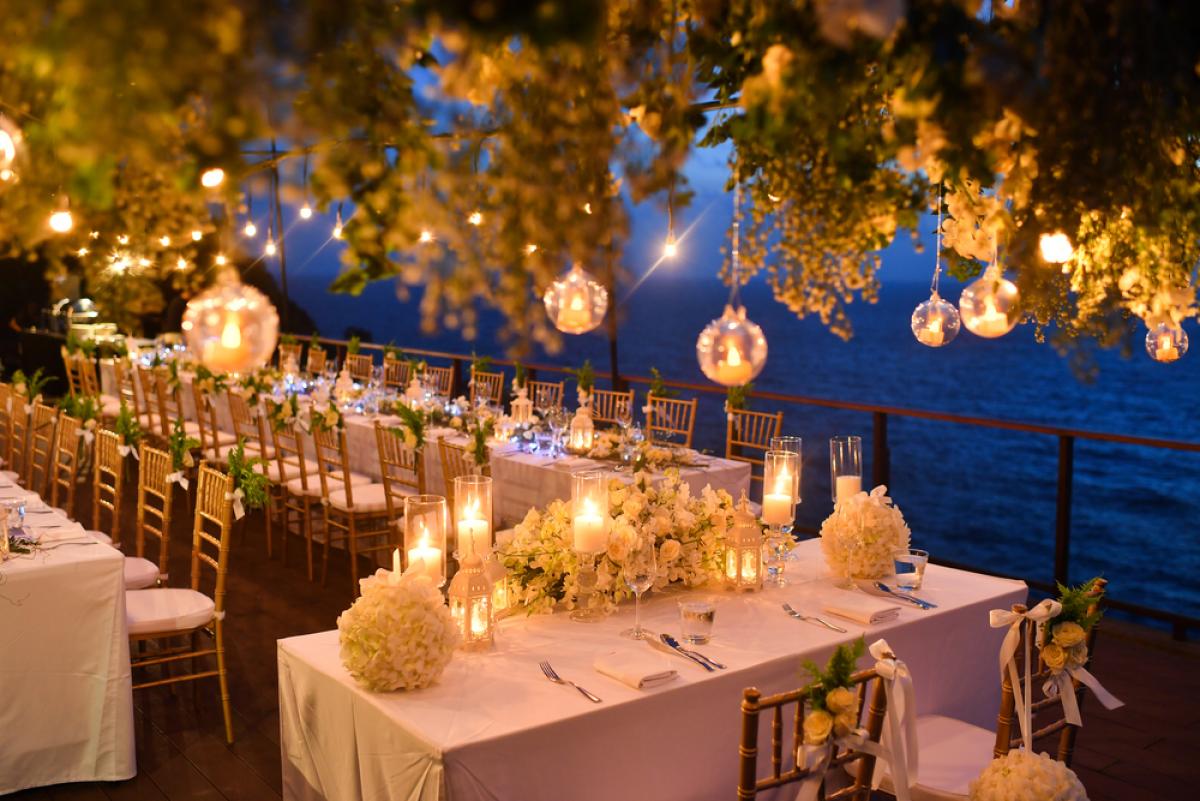 wedding dinner tips