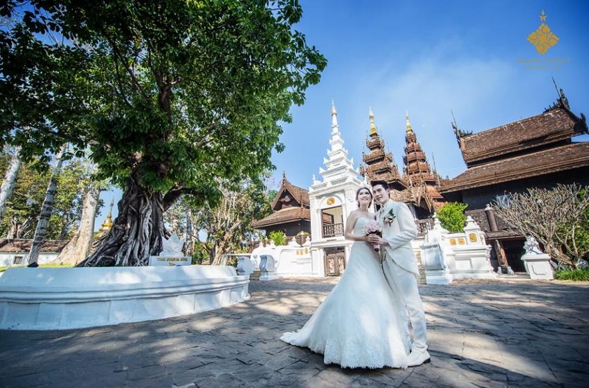 Chiang rai wedding