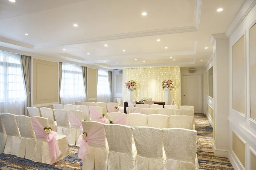 Orchard Rendezvous Hotel Singapore Wedding Venues In