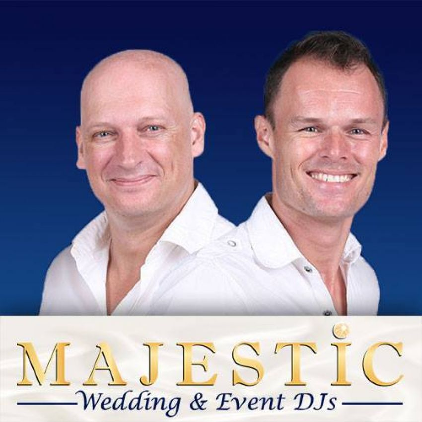 Majestic wedding and event DJs
