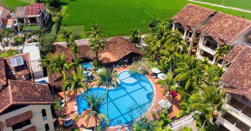 Hoi An Trails Resort & Spa | Wedding venues in Hoi An | Hitchbird