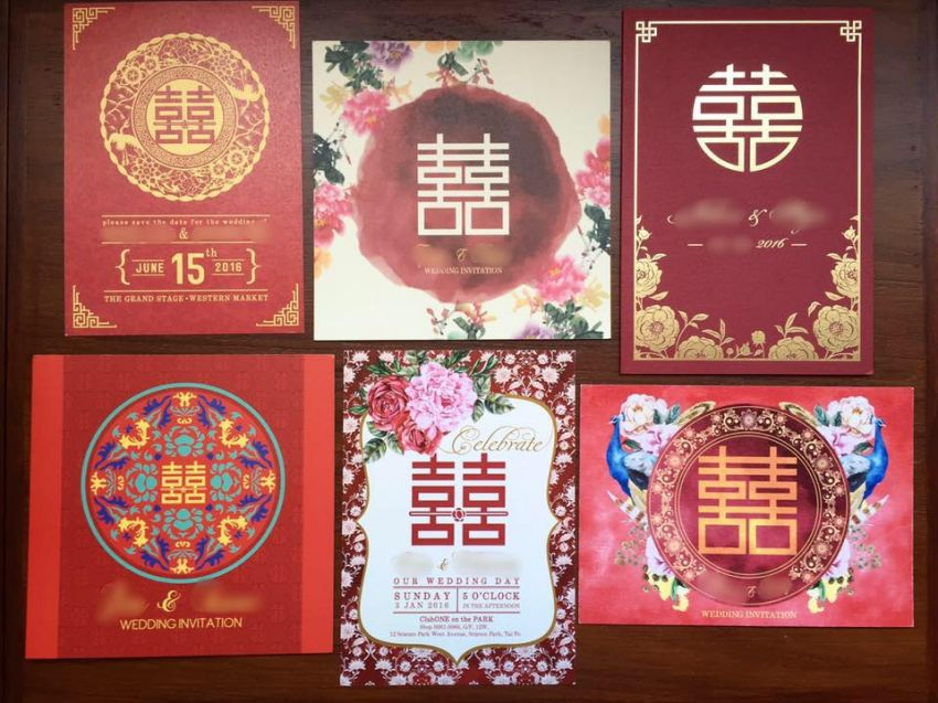 Wedding invitations stationery hong kong plan your wedding with aphrodite wedding select vendor bw cards stopboris Gallery