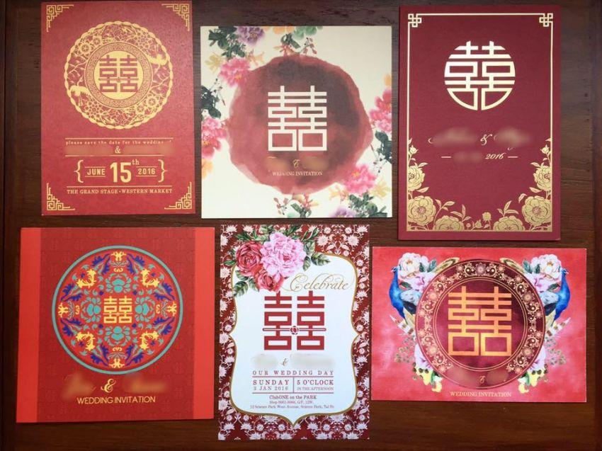 Bw Cards Wedding Invitations Stationery Hong Kong