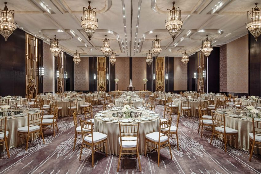 Waldorf Astoria Bangkok Wedding Venues In Bangkok