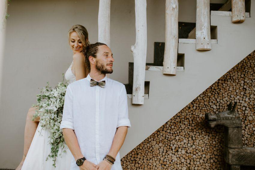 Mira Mi Bali Wedding