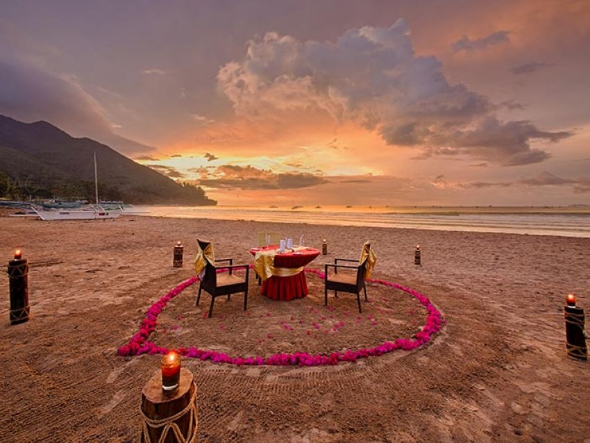 Sheridan Beach Resort And Spa Wedding Venues In Palawan Hitchbird