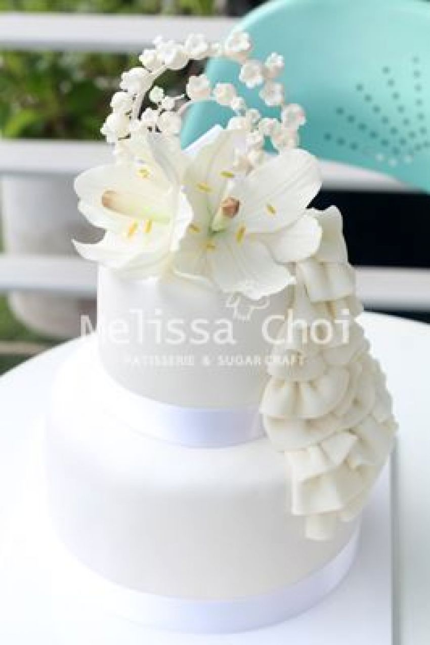 Wedding cakes in Seoul, Korea   Hitchbird