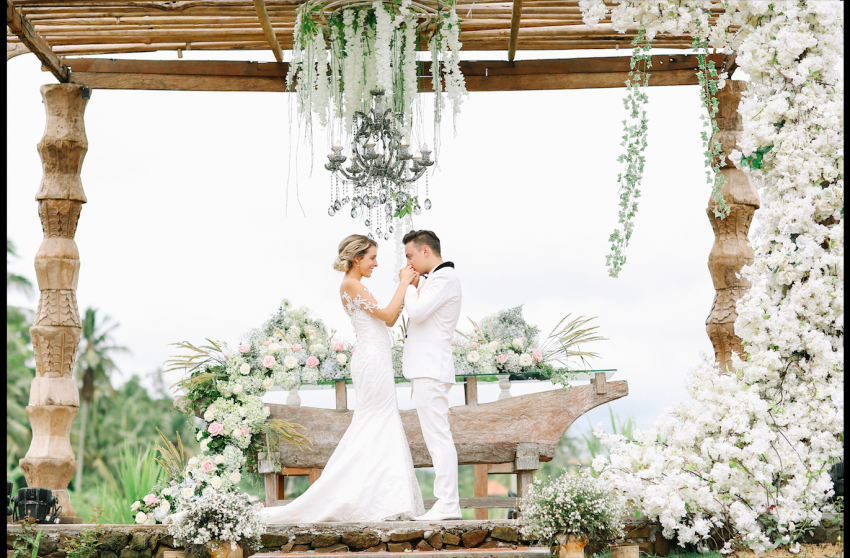 Desa Visesa Ubud | Wedding venues in Bali | Hitchbird