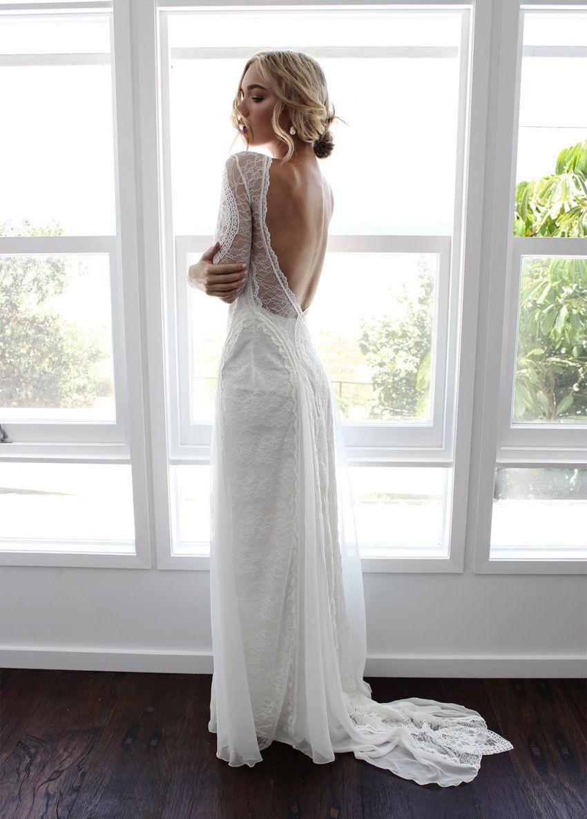 Grace Love Lace Wedding Dresses Gowns Gold Coast Hitchbird