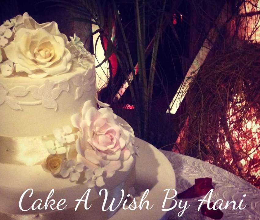 Cake a Wish by Aani