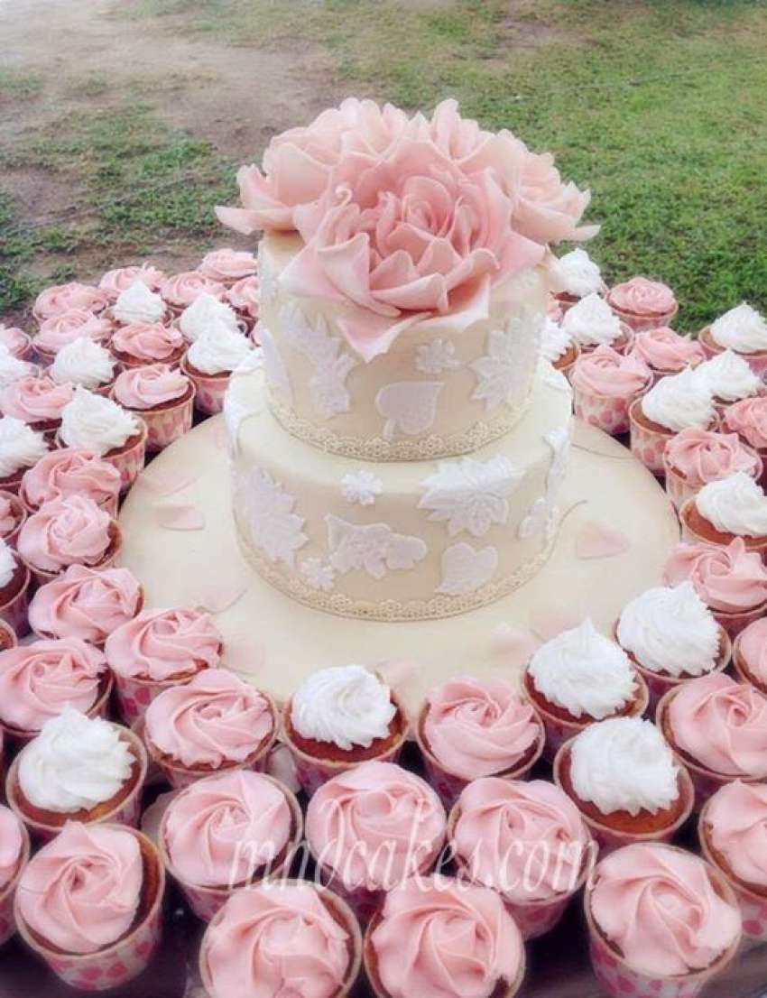Mom & Daughter Cakes | Wedding cakes Penang | Hitchbird