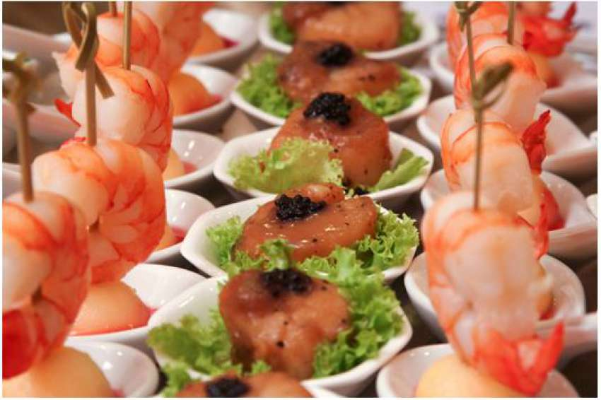Fabulous Finger Food Catering Reviews