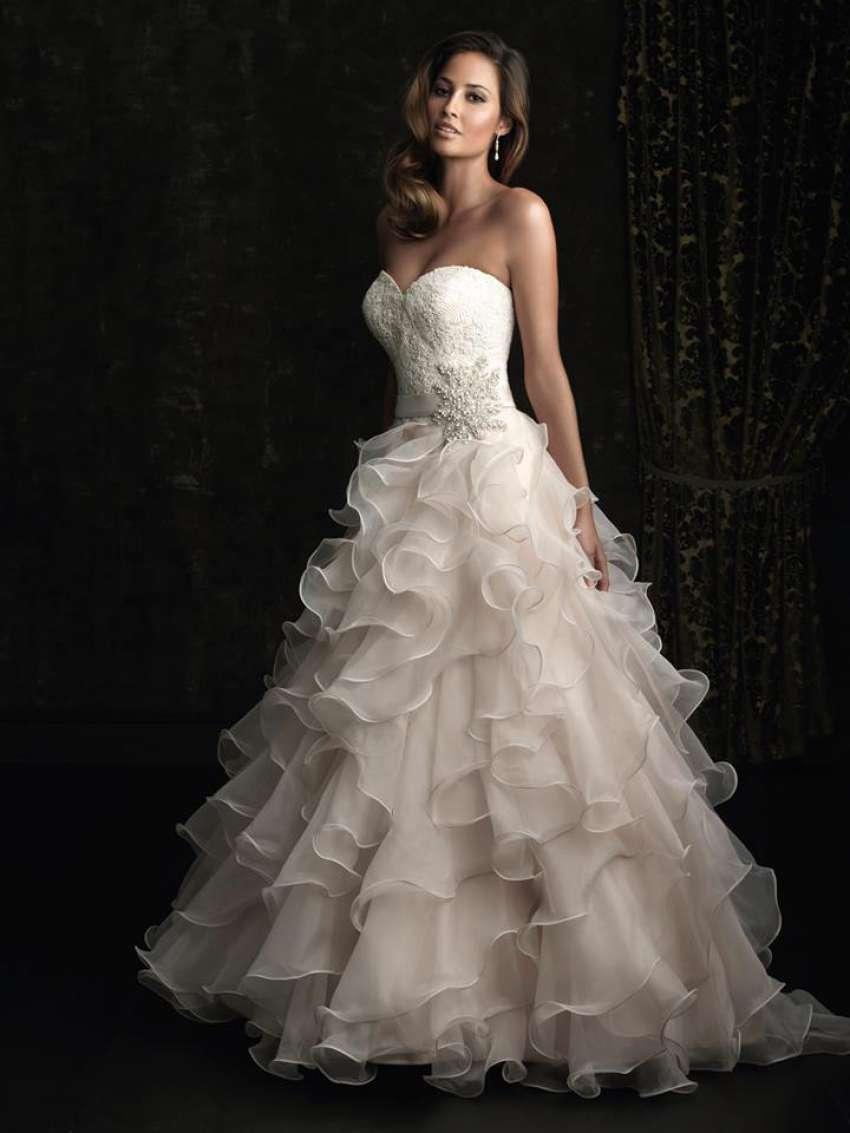 Ferrari Formalwear Bridal Company Wedding Dresses