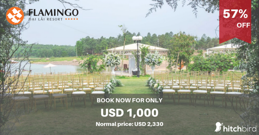 Flamingo Dai Lai Resort, Hanoi
