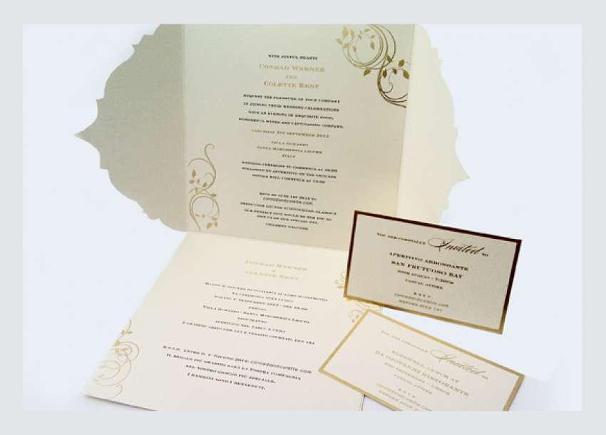 Flare Wedding Invitations Stationery Hong Kong Hitchbird