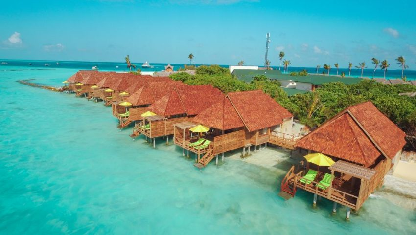 Dhigufaru Island Resort - 5 * Boutique, Maldives