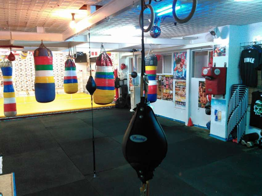 Mahoney Gushikawa Boxing Gym & Bar