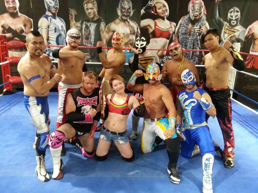 Ryukyu Dragon Pro-wrestling