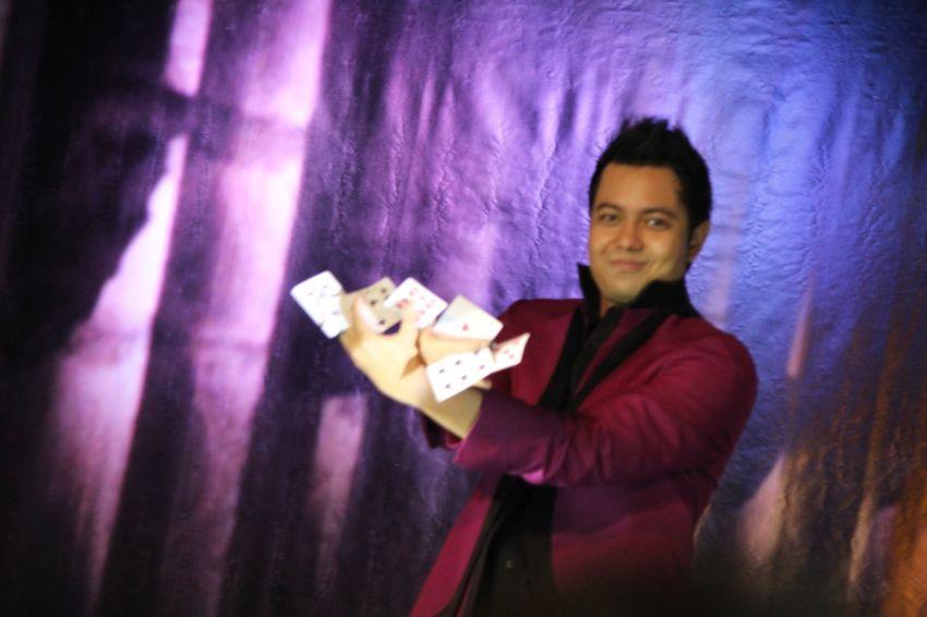 Josh Novendra Magician in Bali