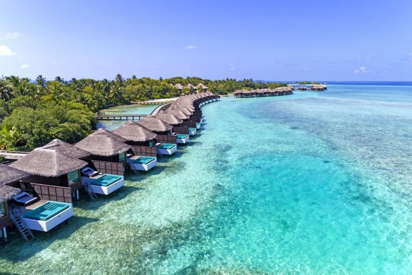 Sheraton Full Moon Maldives Resort & Spa