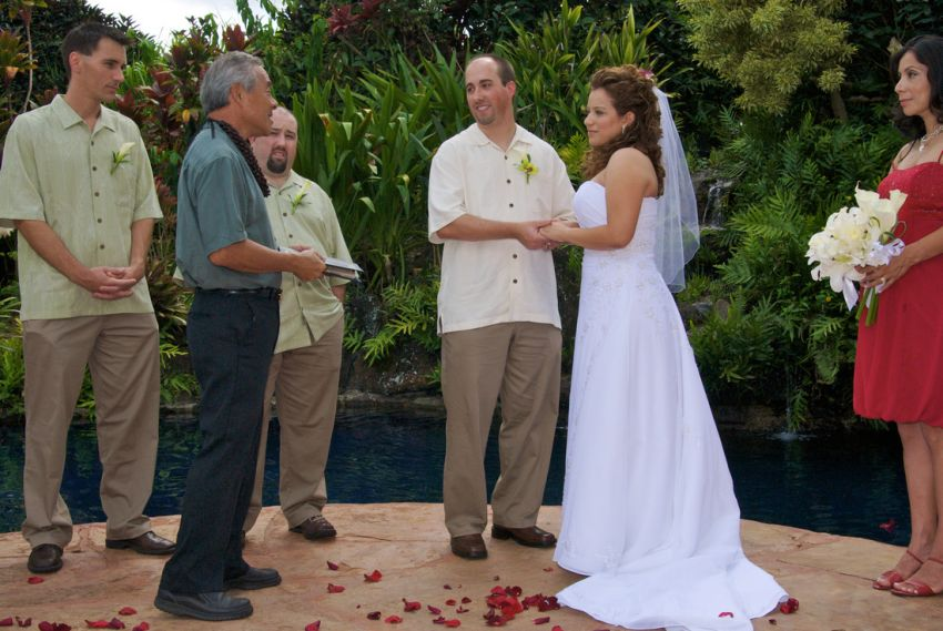 Kauai Wedding Ministers
