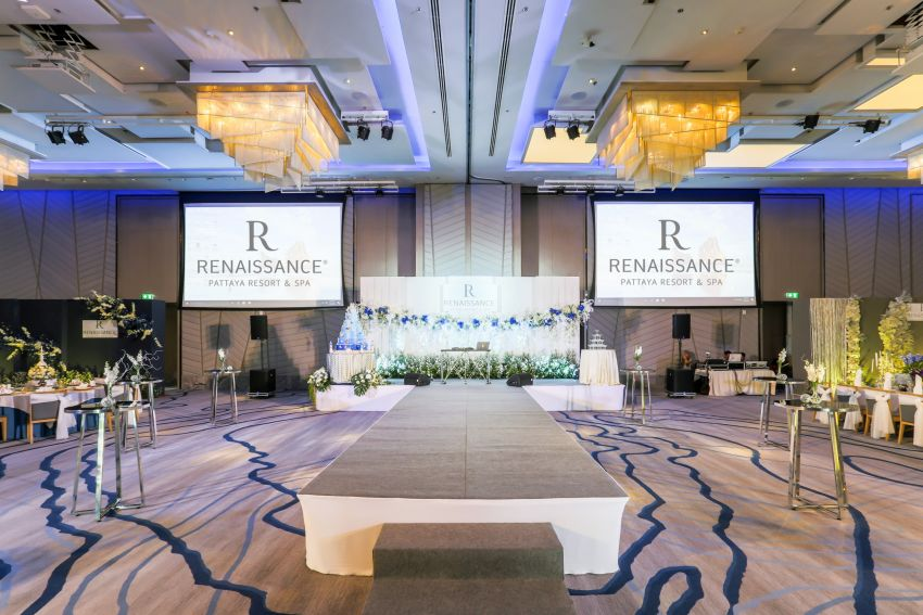 Renaissance Pattaya Resort & Spa