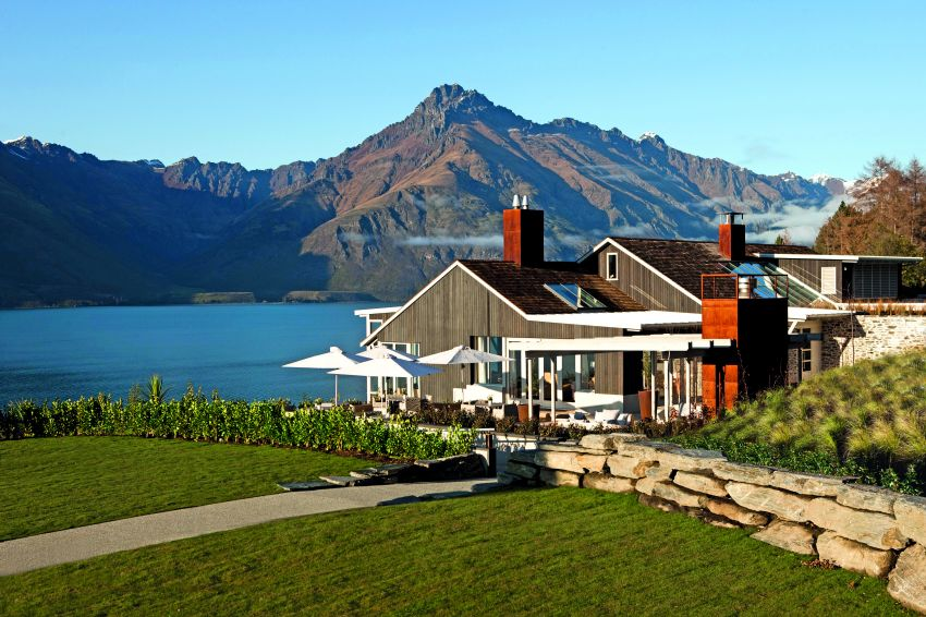 Wedding venues in queenstown new zealand hitchbird matakauri lodge junglespirit Choice Image