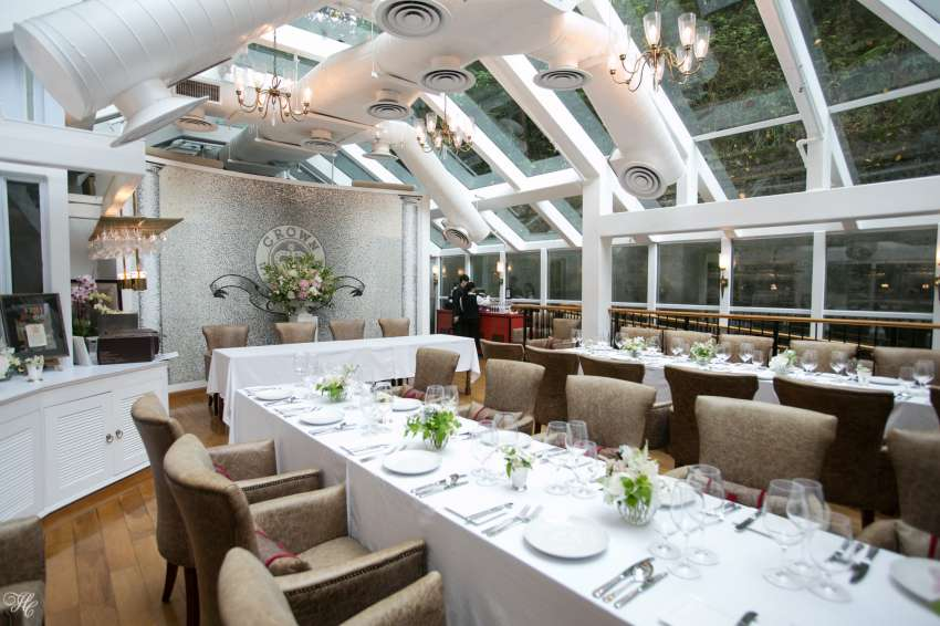 Crown Wine Cellars & Crown Wine Cellars | Wedding venues in Hong Kong | Hitchbird