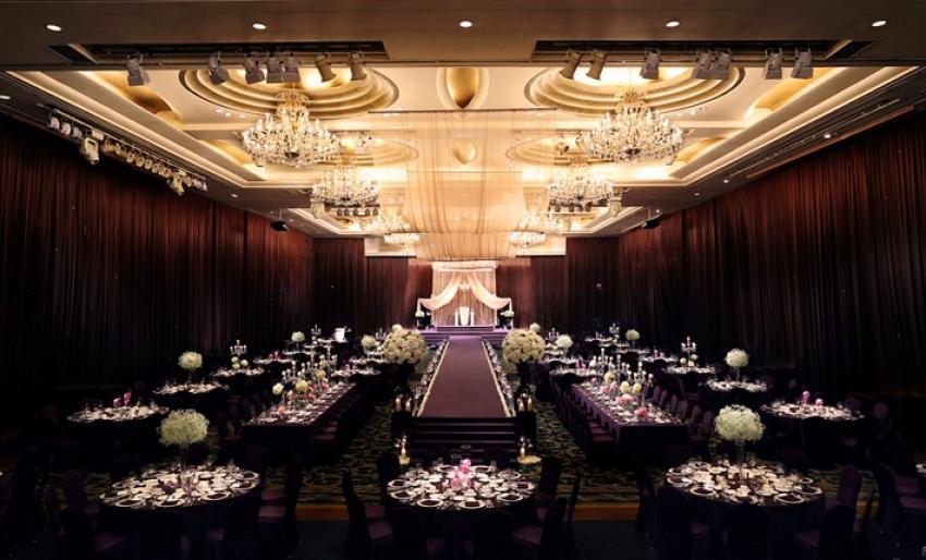 Wedding venues in seoul korea hitchbird lotte hotel world junglespirit Image collections