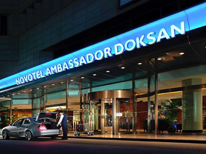 Novotel Ambassador Doksan Hotel Seoul