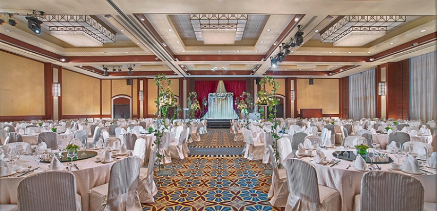 swissotel merchant court wedding review