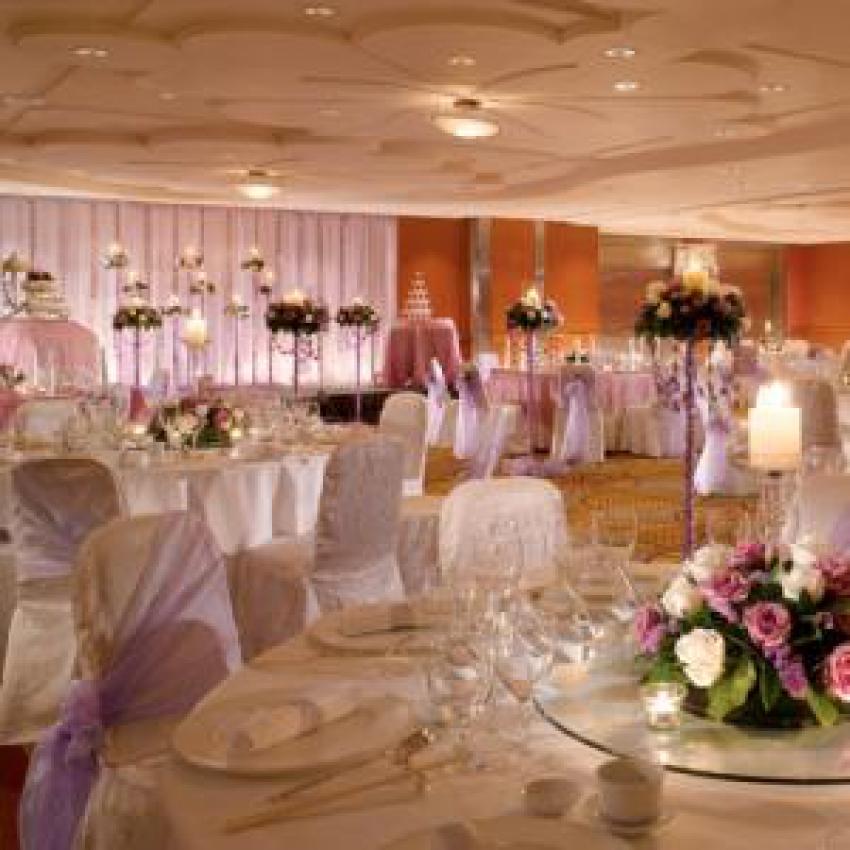 Swissotel wedding
