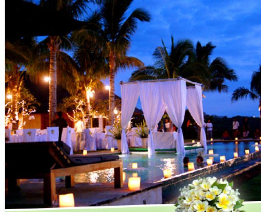 Bali Wedding Butler