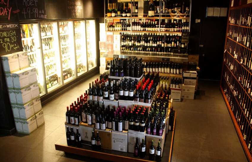 Kent Street Cellars Wedding Wines Sydney Hitchbird